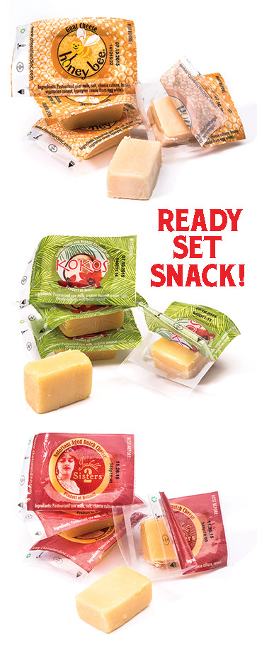 Cheese Snack Pack