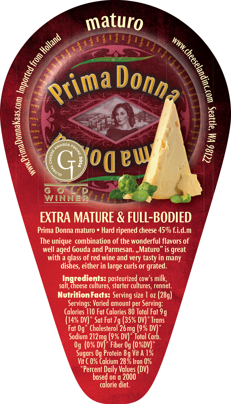 Prima Donna® Extra Aged