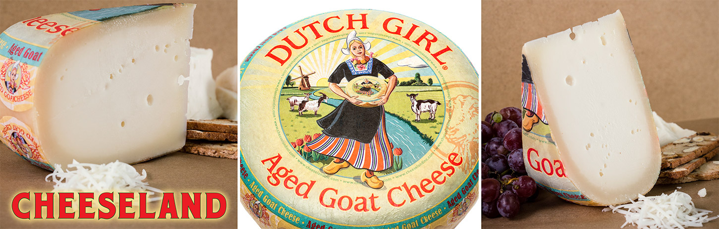 Dutch Girl - Aged Goat Cheese